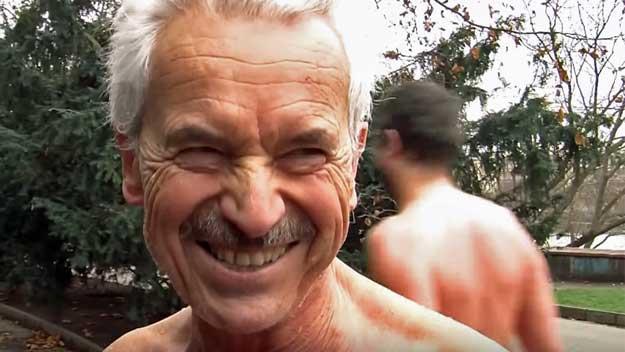 Otužilí senioři radí jak se dožít ve zdraví vysokého věku