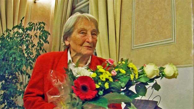 Olympijská legenda Dana Zátopková oceněna