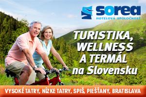 Seniorské pobyty na Slovensku