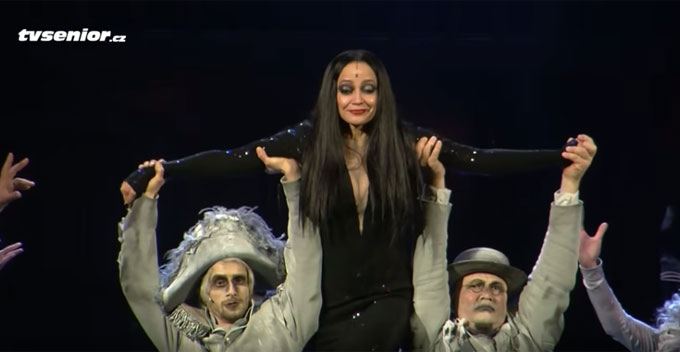 The Addams Family – Addamsova rodina