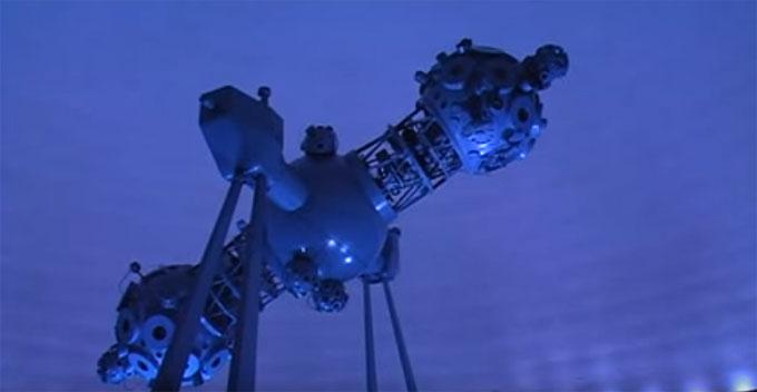 Pražské planetárium oslavilo 55. výročí