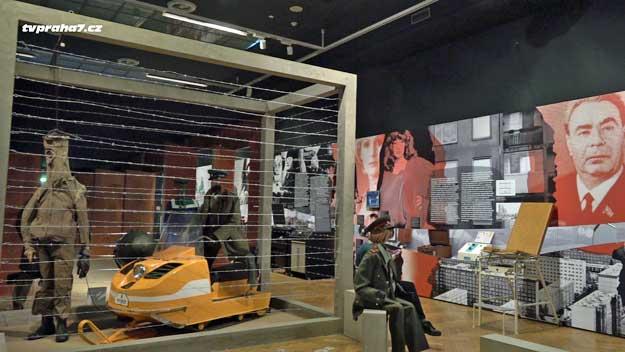 Národní technické muzeum vystavuje techniku v diktaturách