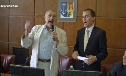 Vzpomínka na textaře, spisovatele a zpěváka Jana Vodňanského